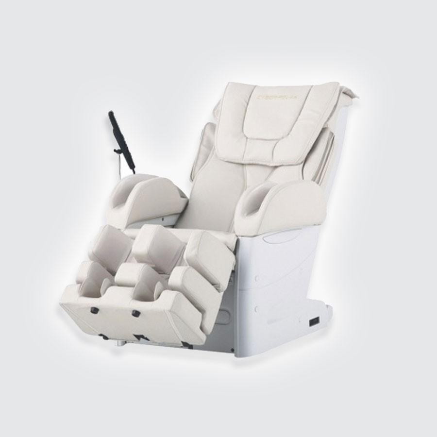 Массажное кресло Fujiiryoki EC-3800 бежевый