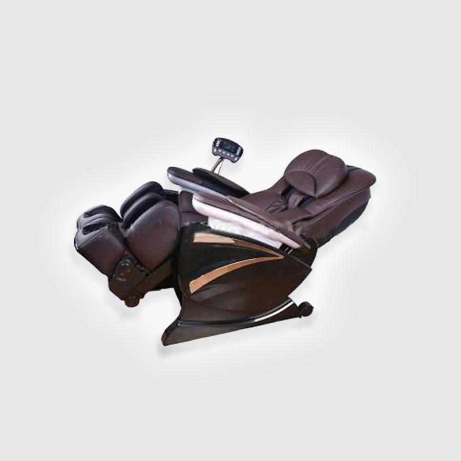 Массажное кресло  Venerdi Futuro коричневый