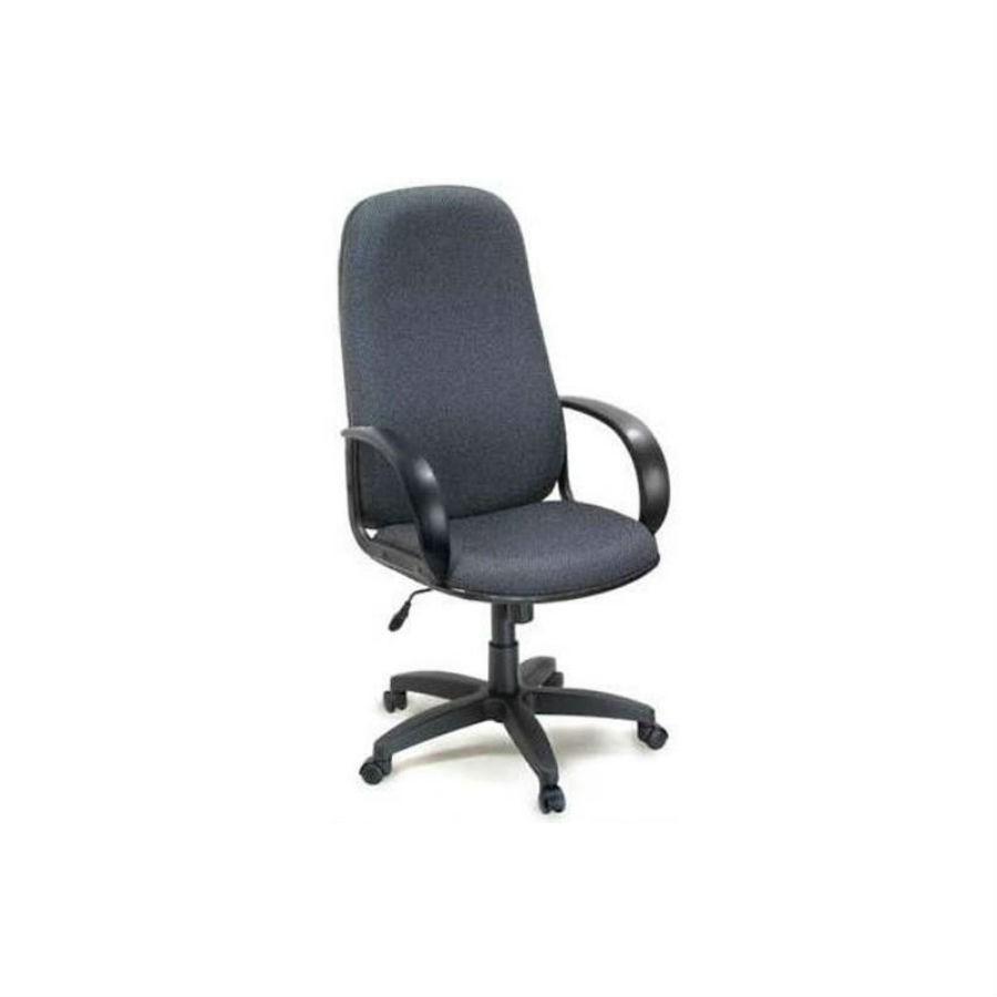 Кресло для руководителя CHAIRMAN 279V JP15-1 серыйЭргономичное, мобильное кресло CHAIRMAN CH 279M специально разработано для переговорных комнат и кабинетов руководителей. Модель CHAIRMAN CH 279M отличается от модели CHAIRMAN CH 279 спинкой, укороченной на 9 см. Максимально широкий спектр современных обивочных материалов, из которых изготавливается кресло, позволяет найти желаемое цветовое решение в самых сложных дизайнерских проектах. Задняя часть спинки и задняя часть сиденья имеют гибкую пластиковую окантовку.<br>