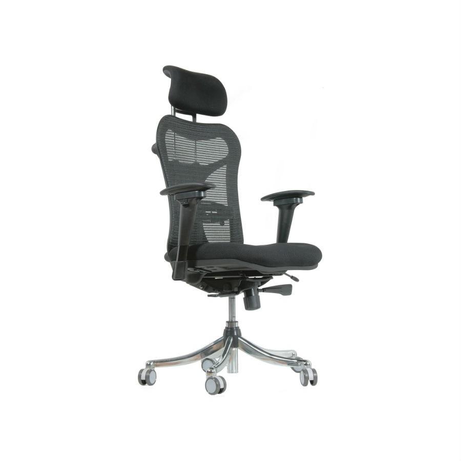 Кресла для руководителя CHAIRMAN 769 TW-12 серебристый