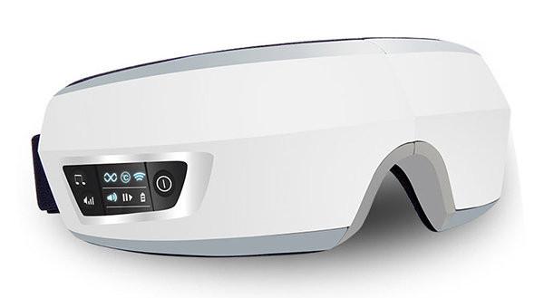 Массажер глаз uSEE HANSUN FC3002Массажеры<br>Для облегчения переноски и хранения, массажер глаз HANSUN USEE имеет практичный чехол, выполненный из качественных материалов (поставляется как опция под заказ). Чехол изготавливается из качественной натуральной или искусственной кожи, имеет молнию, застежку и широкую гамму цветов на выбор.&#13;<br>&#13;<br>Массажер uSee применяет интеллектуальную воздушную компрессию, вибрационное воздействие, а также сочетает точечный массаж с инновационной технологией теплового компрессионного воздействия.<br>