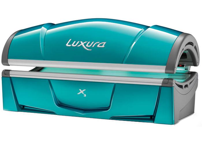 Cолярий горизонтальный Hapro Luxura Х3 30 SliПрофессиональный горизонтальный солярий X3 удовлетворит все Ваши профессиональные требования. Базовая модель солярия Luxura X3- это первоклассный дизайн для первоклассного загара. Это Ваше собственное место под солнцем. Горизонтальный солярий Luxura X3 прекрасно подходит не только для полноценных студий загара, но и является отличным решением для салонов красоты, парикмахерских, кабинетов физиотерапии или плавательных бассейнов.&#13;<br>&#13;<br>Сияющие внешние панели излучают свет футуристических технологий.<br>