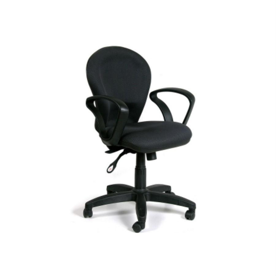 Офисное кресло Chairman 684 NEW JP 15-2 чёрный
