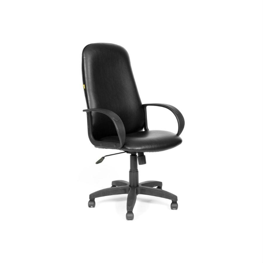 Кресла для руководителя CHAIRMAN 279 к.з. чёрное