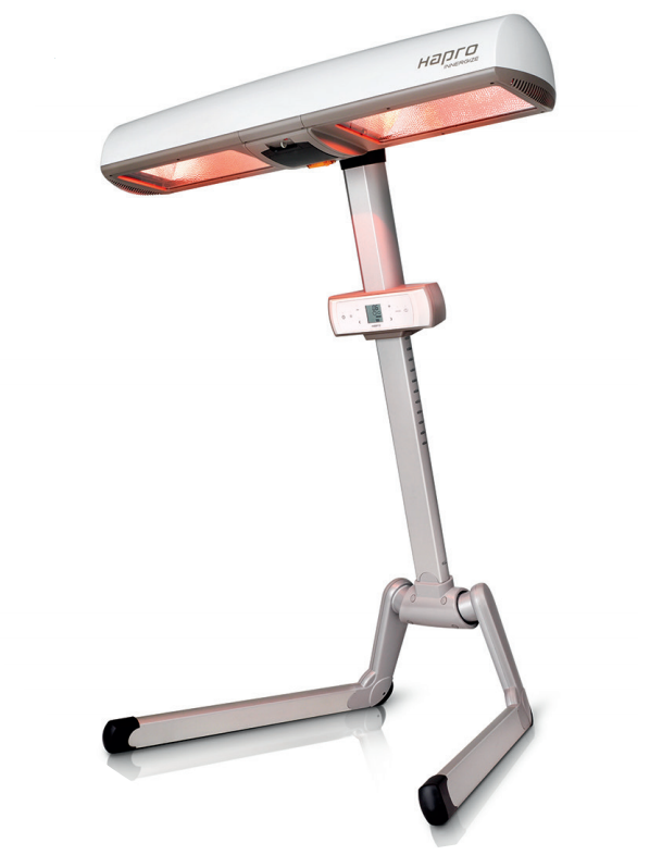 Домашний солярий Hapro Innergize 8580 бронзовый от Relax-market