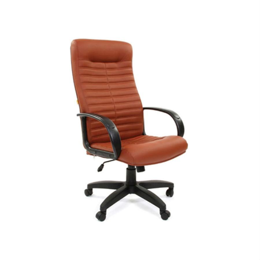 Кресло руководителя CHAIRMAN 480 LT коричневыйКресло CHAIRMAN 480 это кресло современного руководителя. Сочетание кожи и&amp;nbsp;эргономичного силуэта делают модель CHAIRMAN 480 универсальной, что позволяет ей эффективно смотреться как в классическом кабинете руководителя, так и в кабинете в стиле HI-TECH.<br>