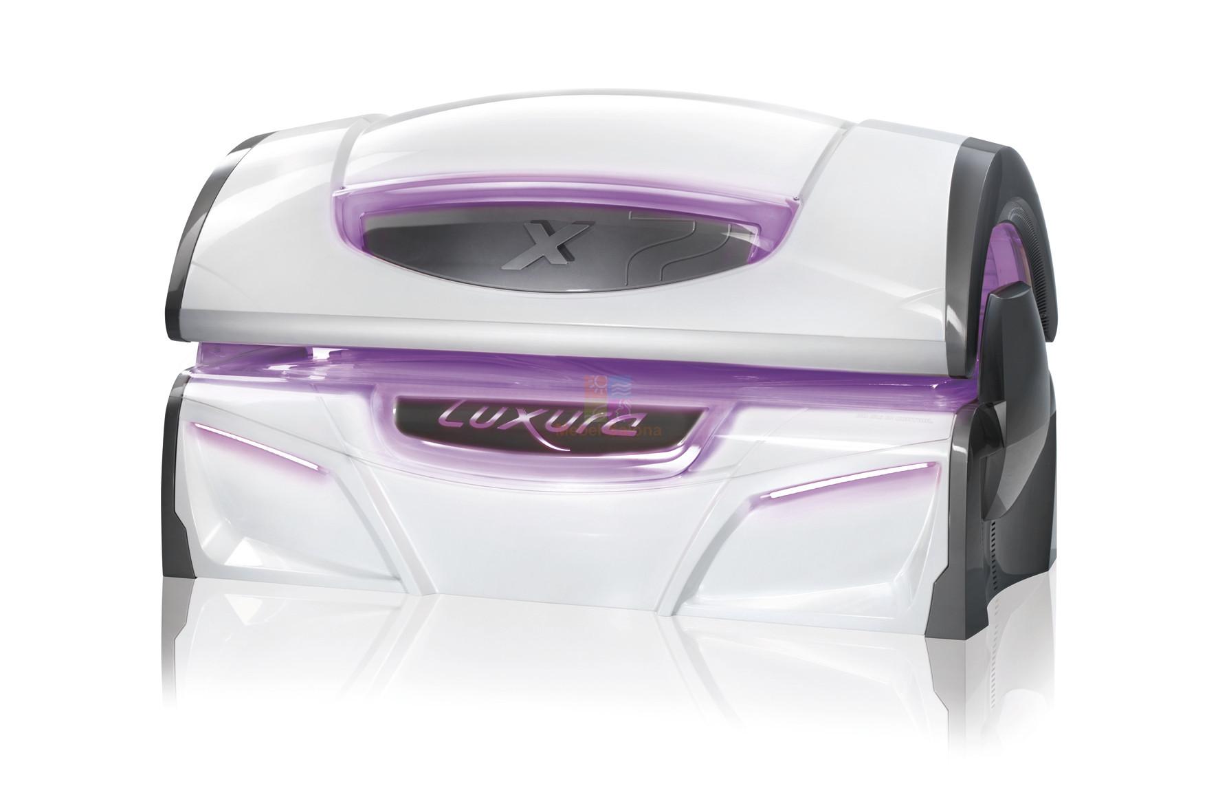 Cолярий горизонтальный Hapro Luxura X7 II 42 Sli High Intensive ультрамарин<br>