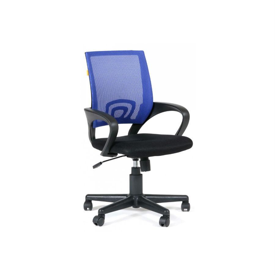 Офисное кресло Chairman 696 TW-05 синий
