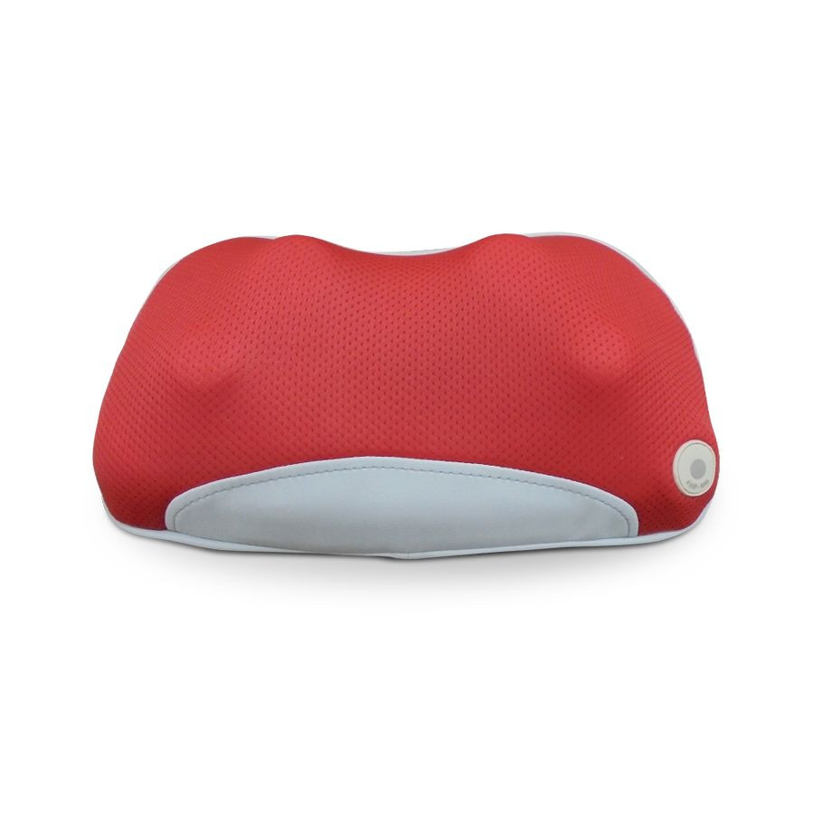 Автомобильная массажная подушка Sensa RT-2103 красныйАвтоматическая массажная подушка Sensa RT-2103 может использоваться как в домашних условиях так и в автомобиле. В основе подушки роликовый массажный механизм, который состоит из 4 массажных головок. Массажные головки осуществляет круговые разминающие движения, оказывая расслабляющее воздействие на напряженные мышцы верхней части спины и шеи таким образом, устраняются застойные явления в данной области, мышцы расслабляются, кровообращение и лимфоток улучшается.<br>