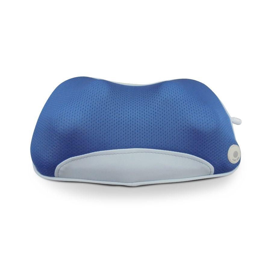 Автомобильная массажная подушка Sensa RT-2103 синийАвтоматическая массажная подушка Sensa RT-2103 может использоваться как в домашних условиях так и в автомобиле. В основе подушки роликовый массажный механизм, который состоит из 4 массажных головок. Массажные головки осуществляет круговые разминающие движения, оказывая расслабляющее воздействие на напряженные мышцы верхней части спины и шеи таким образом, устраняются застойные явления в данной области, мышцы расслабляются, кровообращение и лимфоток улучшается.<br>