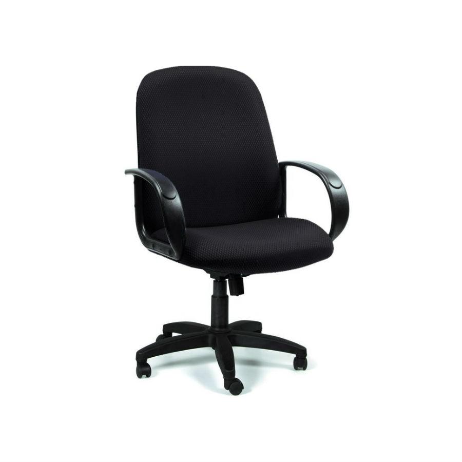 Кресло для руководителя CHAIRMAN 279M JP 15-2 чёрныйЭргономичное, мобильное кресло CHAIRMAN CH 279M специально разработано для переговорных комнат и кабинетов руководителей. Модель CHAIRMAN CH 279M отличается от модели CHAIRMAN CH 279 спинкой, укороченной на 9 см. Максимально широкий спектр современных обивочных материалов, из которых изготавливается кресло, позволяет найти желаемое цветовое решение в самых сложных дизайнерских проектах. Задняя часть спинки и задняя часть сиденья имеют гибкую пластиковую окантовку.<br>