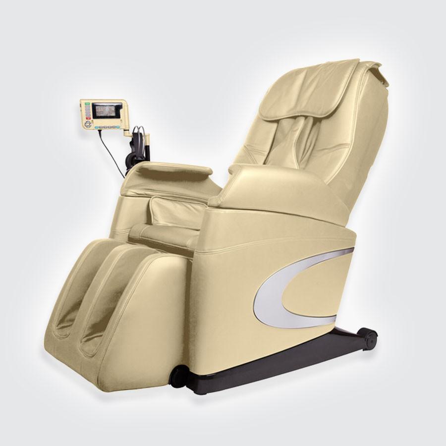 Массажное кресло RestArt RK-7101 бежевый