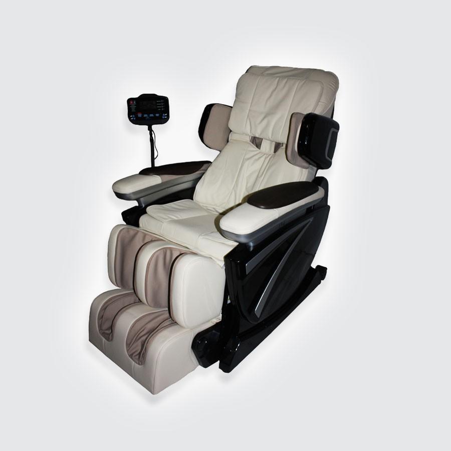 Массажное кресло RestArt uZero Luxe бежевый