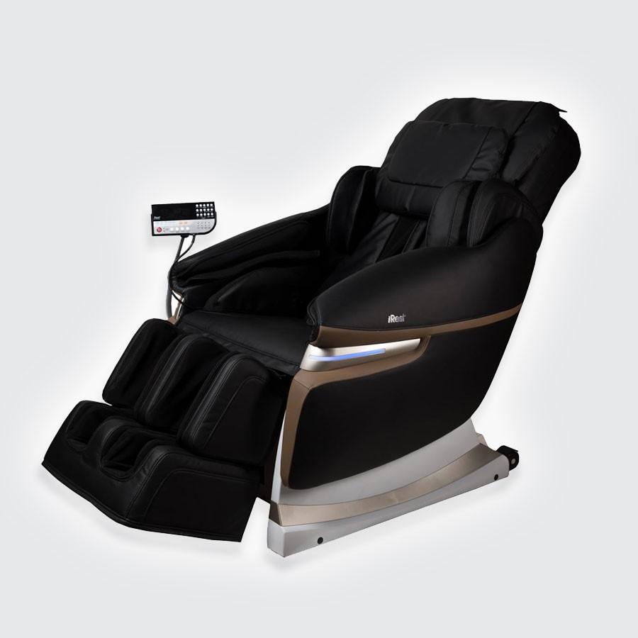 Массажное кресло iRest SL-A70 черный