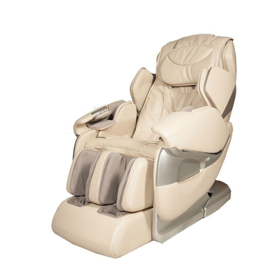 Массажное кресло iRest SL-A86 FIVE STARS бежевый