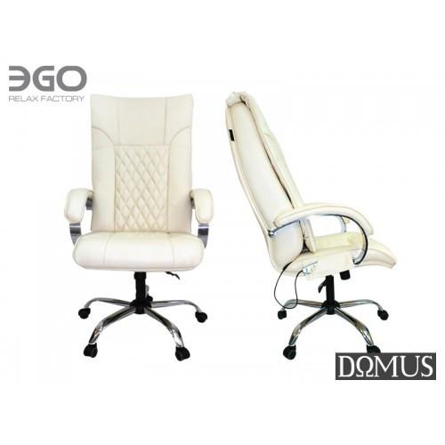 Офисное массажное кресло EGO Domus EG-1002 Premium Standart Шампань<br>
