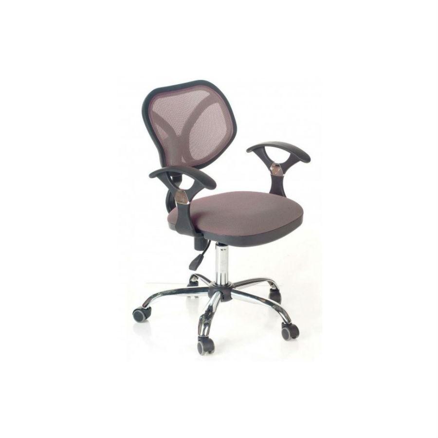 Офисное кресло Chairman 380 TW12/TW04 серый