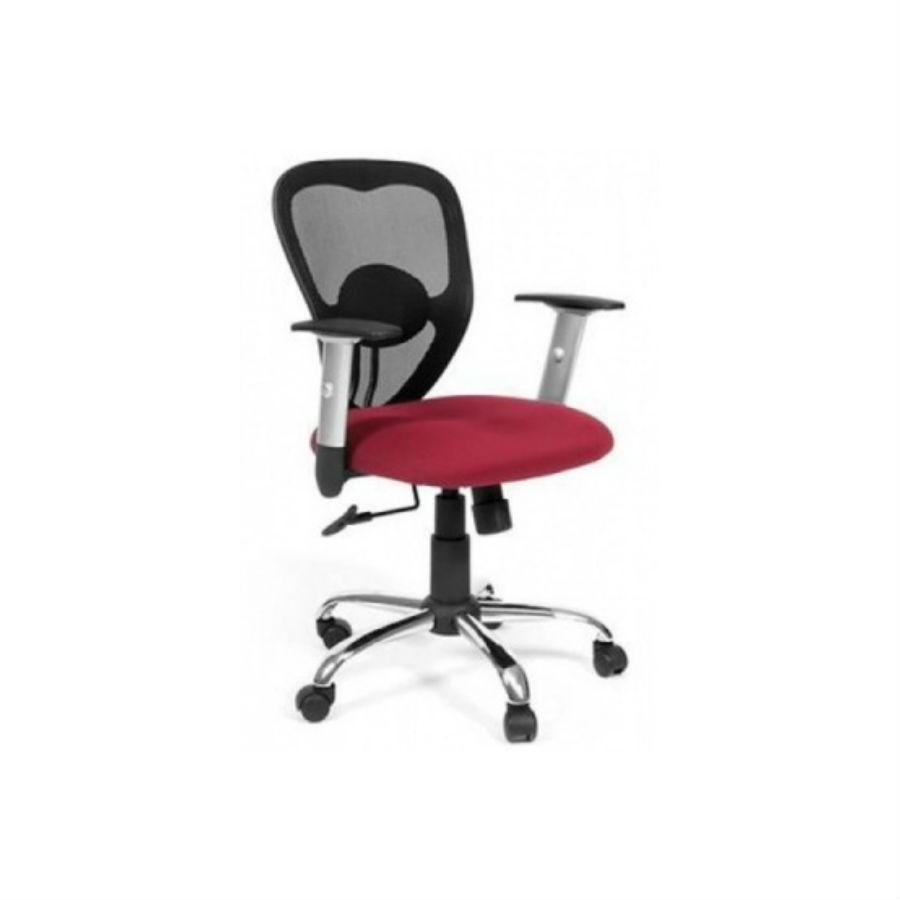 Офисное кресло Chairman 451 TW-13 бордо
