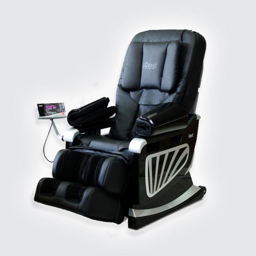 Массажное кресло iRest SL-A08-6L черный