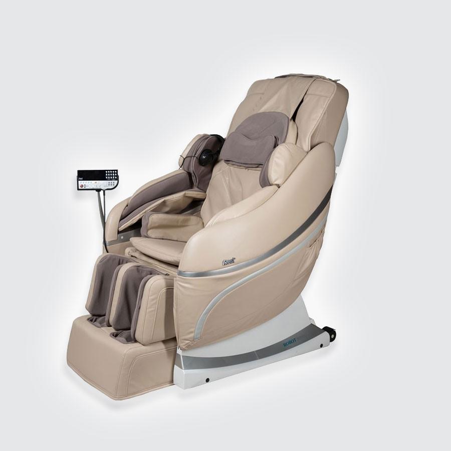 Массажное кресло iRest SL-A33 бежевый от Relax-market