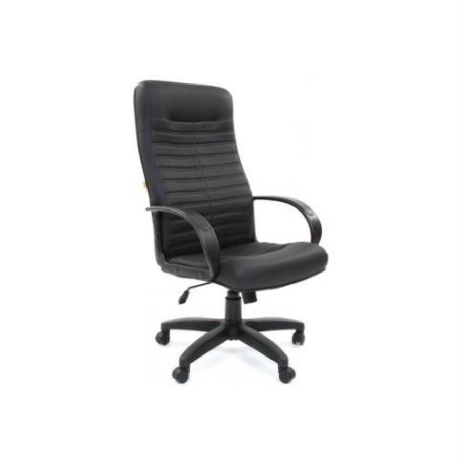Кресло руководителя CHAIRMAN 480 LT чёрныйКресло CHAIRMAN 480 это кресло современного руководителя. Сочетание кожи и&amp;nbsp;эргономичного силуэта делают модель CHAIRMAN 480 универсальной, что позволяет ей эффективно смотреться как в классическом кабинете руководителя, так и в кабинете в стиле HI-TECH.<br>