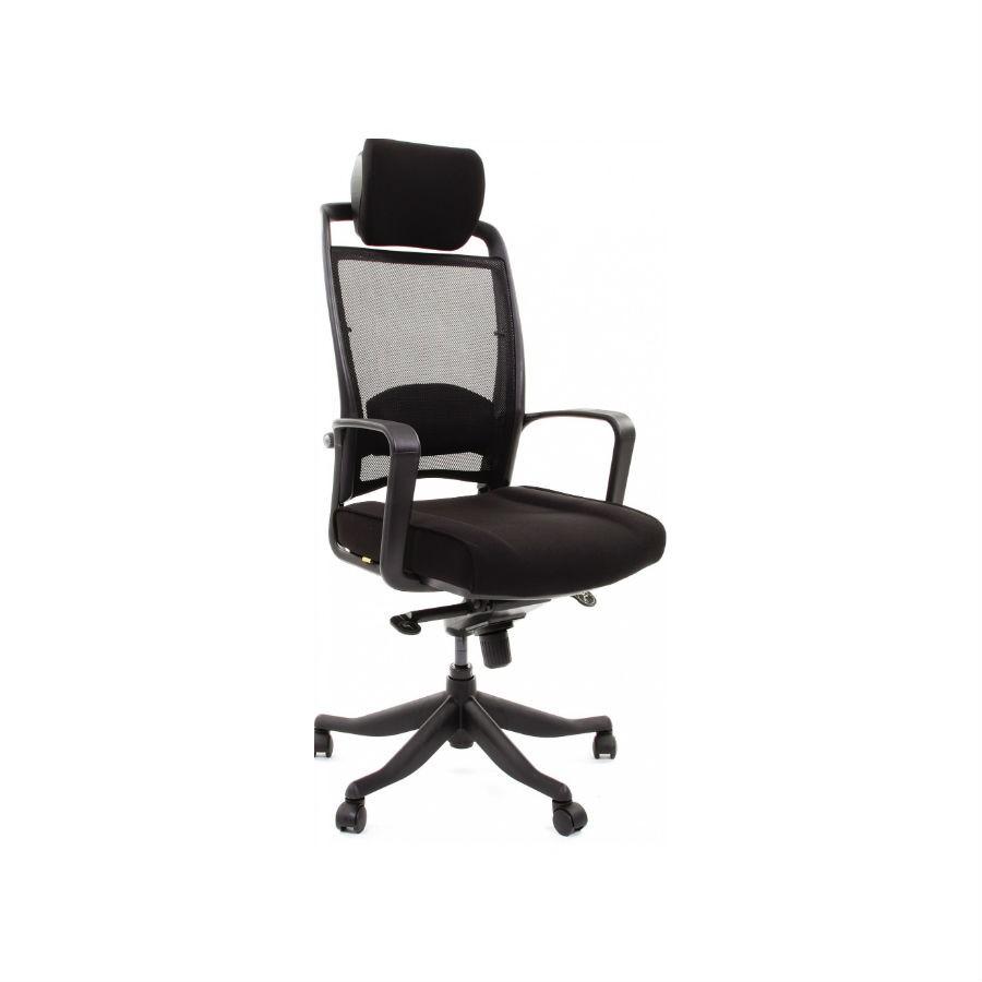 Кресла для руководителя CHAIRMAN 283 чёрный