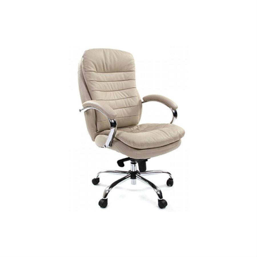 Кресло для руководителя CHAIRMAN 795 экопремиум бежевыйКресло CHAIRMAN CH 795 &amp;ndash; сочетание всех удобств и стиля. На что следует обратить внимание, когда происходит выбор кресла? Прежде всего, следует определиться с его категорией. Самые стильные и комфортабельные модели относятся к типу изделий для руководителей. Кресло CHAIRMAN 795 имеет несомненные преимущества, выгодно выделяющие его среди многочисленных конкурентов. В первую очередь, внимание людей привлекает представительский внешний вид.<br>