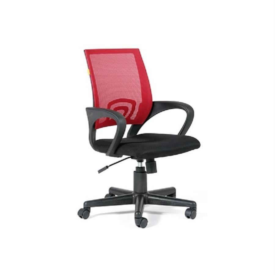 Офисное кресло Chairman 696 DW69 красный