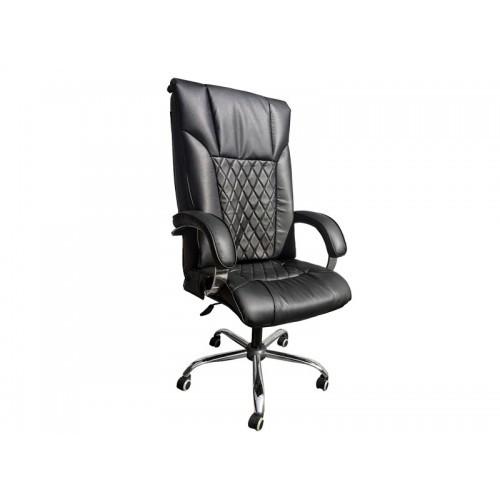 Офисное массажное кресло EGO Domus EG-1002 Elite Standart Антрацит