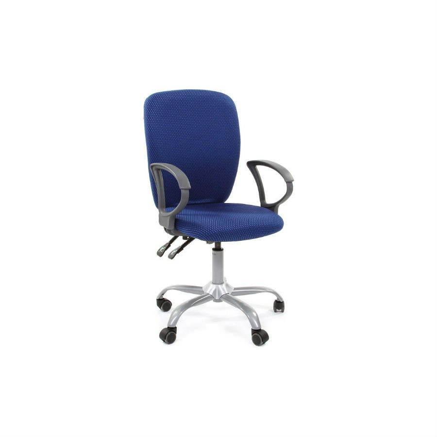 Офисное кресло Chairman 9801 JP15-3 синийКресла коллекции Chairman 9801 станут отличным дополнением любого офисного помещения. Строгий дизайн и благородные расцветки прекрасно подойдут под любой стиль интерьера. Кресла обиты тканью, которая устойчива к истиранию и не требует дополнительного ухода. Эргономика кресла обеспечит оптимальную посадку и комфорт. При необходимости кресло можно настроить&amp;nbsp;под индивидуальные параметры. Крестовина с колёсиками для обеспечения максимального комфорта.<br>