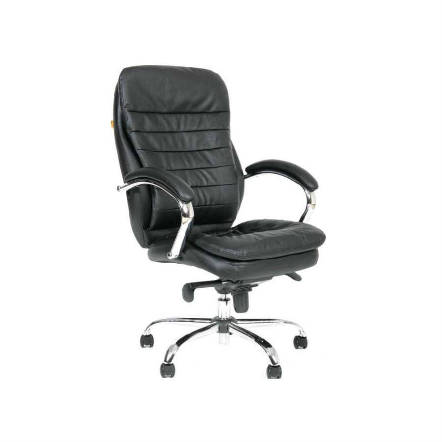 Кресло для руководителя CHAIRMAN 795 кожа чёрнаяКресло CHAIRMAN CH 795 &amp;ndash; сочетание всех удобств и стиля. На что следует обратить внимание, когда происходит выбор кресла? Прежде всего, следует определиться с его категорией. Самые стильные и комфортабельные модели относятся к типу изделий для руководителей. Кресло CHAIRMAN 795 имеет несомненные преимущества, выгодно выделяющие его среди многочисленных конкурентов. В первую очередь, внимание людей привлекает представительский внешний вид.<br>