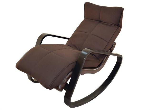 Массажное лаунж-кресло с массажем EGO Relux EG2002 V2