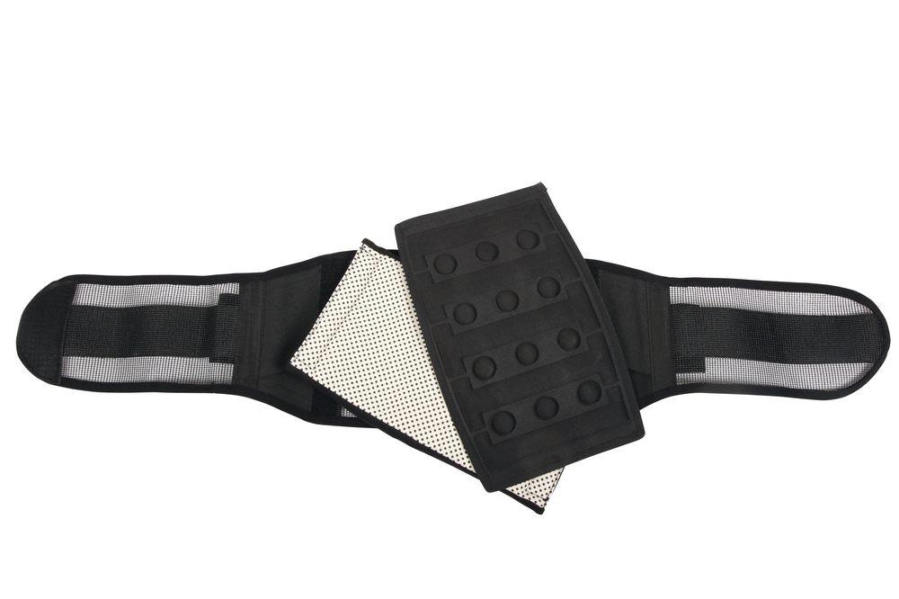 Ортопедический корсет Casada Self Heating Belt размер XLКорсет служит для надежной фиксации позвоночника, защищая связки и мышцы поясницы от травм и растяжений, а так же проводит профилактическую магнитную терапию биомагнитами и турмалином, гармонизируя поле больной области и всего организма.<br>