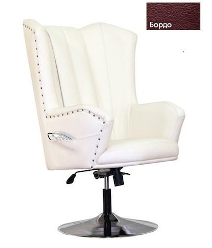 Массажное кресло EGO Royal Chair V2 бордо от Relax-market