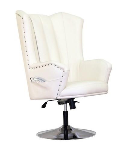 Массажное кресло EGO Royal Song шампань от Relax-market