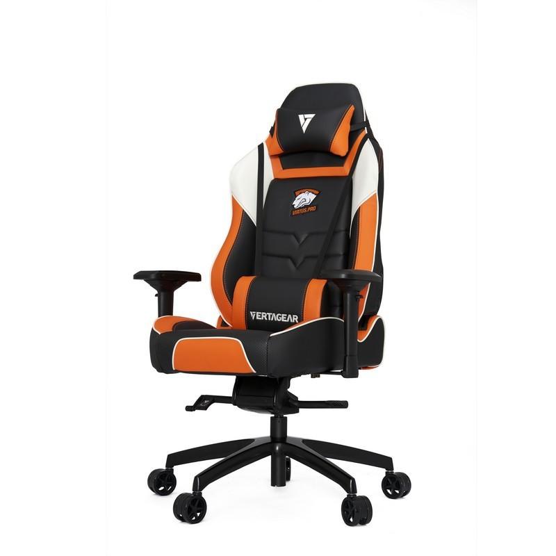 Геймерское кресло Vertagear Virtus.Pro PL6000Vertagear Virtus PRO PL6000 &amp;ndash; это кресло, сделанное специально для профессиональных геймеров, которые проводят кучу времени за играми.&#13;<br>&#13;<br>При его создании используется пена высокой плотности, обшитая высококачественной и устойчивой к повреждениям PVC кожей.&#13;<br>&#13;<br>Рама Virtus PRO PL6000 сделана из стали и может выдерживать до 200 кг.&#13;<br>&#13;<br>Регулировка кресла позволит настроить каждую деталь под себя для оптимального удобства.<br>