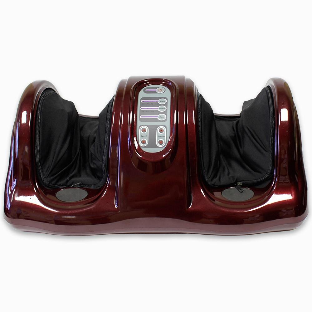 Массажер для стоп и лодыжек RestArt «Блаженство» красныйС помощью этого высокоэффективного аппарата вы с легкостью сможете снять накопившуюся за день усталость и полностью расслабиться.<br>