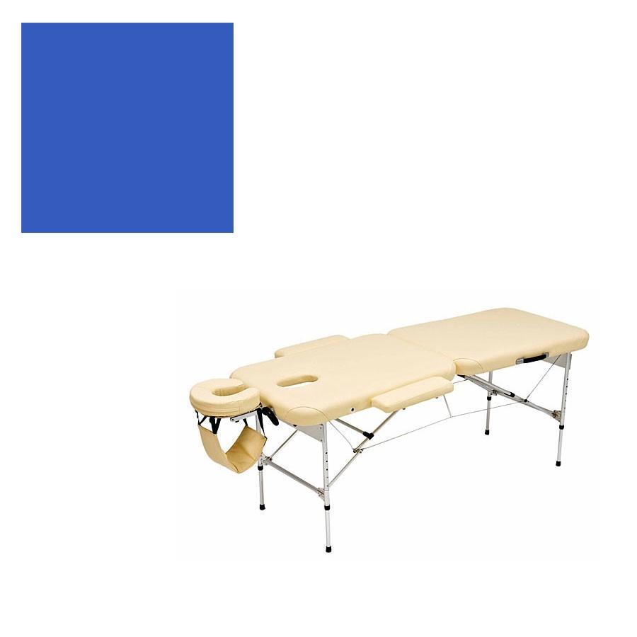 Складной массажный стол Med-Mos JFAL01-F синийMED-MOS Массажный стол алминиевый JFAL01-F - переносной массажный стол - трансформер, без усилий превращаетс в чемодан.<br>