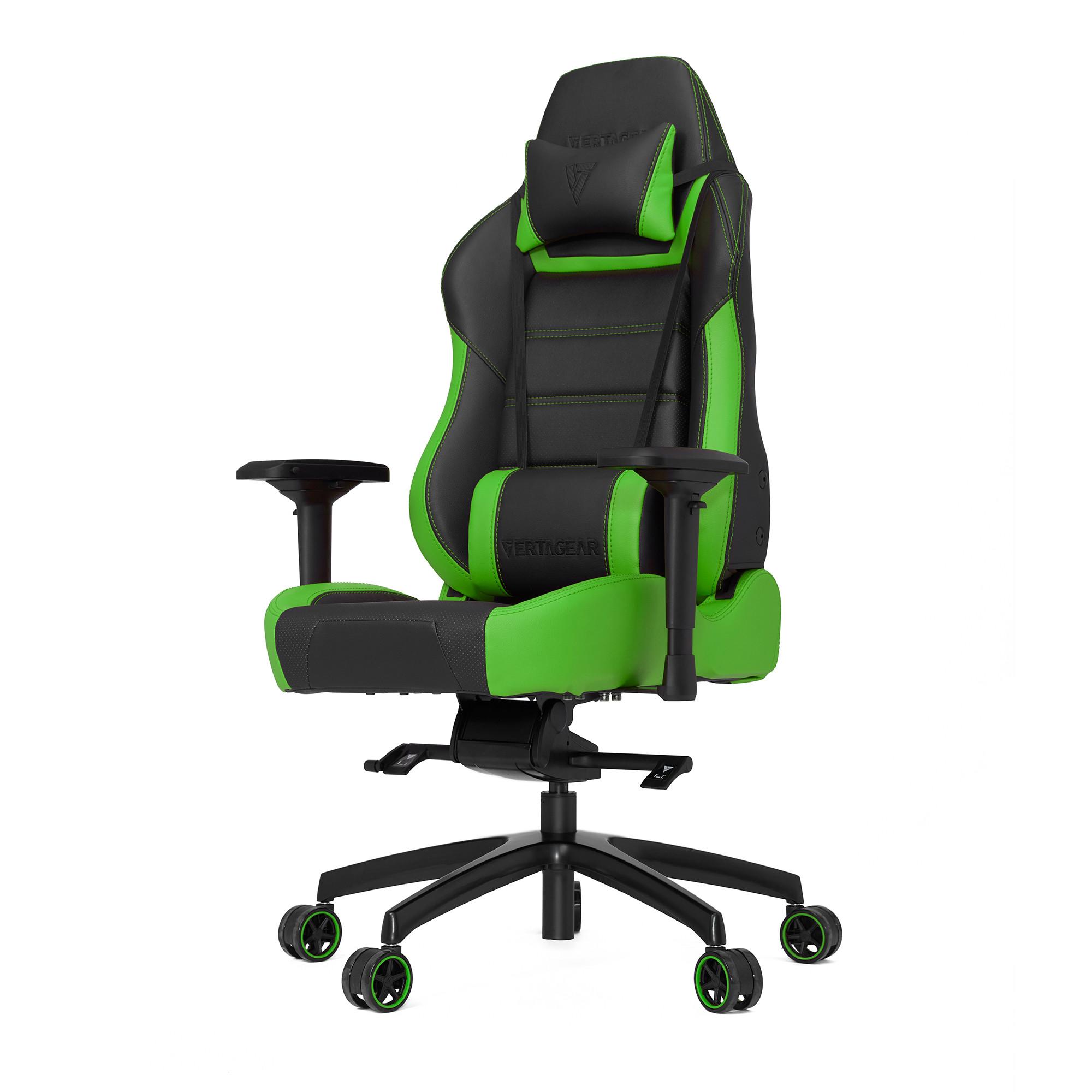 Профессиональное киберспортивное кресло Vertagear PL6000 зеленыйVertagear PL-6000 игровое кресло, сфокусированное на предоставление дополнительного комфорта с более высоким сиденьем и подголовником для поддержки более крупных и широких пользователей.&#13;<br>&#13;<br>Vertagear PL-6000 поддерживают пользователей вплоть до 200 кг в весе. используя инновационую сверхмощную раму основания с возможностью легкого доступа к механизму наклона / качания.<br>