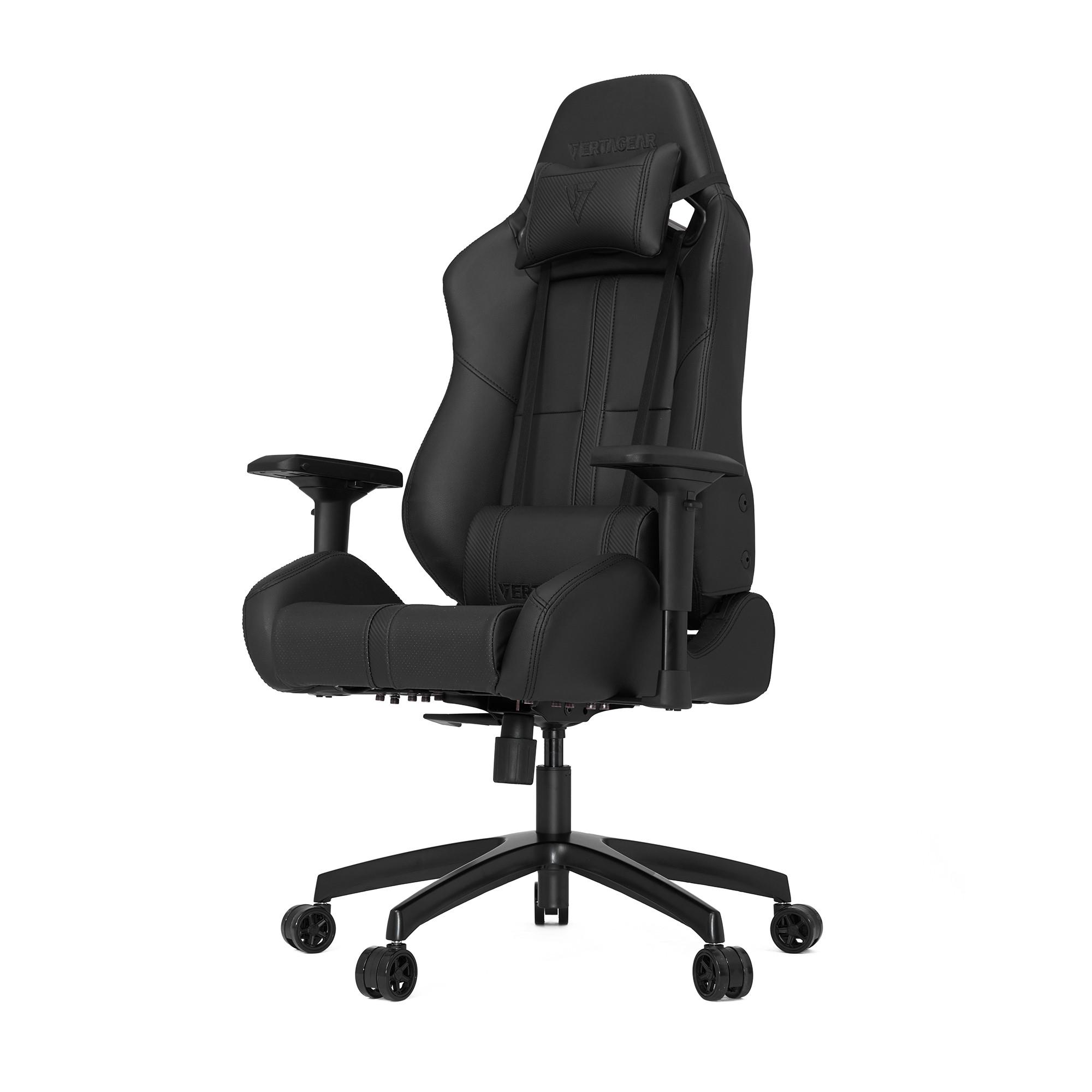 Профессиональное киберспортивное кресло Vertagear SL5000Набивка в SL-5000 сделанна из высокоплотной ластичной пены, котора добавлет отличну поддержку и удобство в положении сид.&#13;<br>&#13;<br>Элегантное исполнение модели SL-5000 сделано из высококачественной PVC кожи, котора делает покрытие неверотно прочным и дает креслу роскошный вид. Этот материал легко чистить и поддерживать в хорошем состонии, благодар цветной прошивке и водозащитным характеристикам.<br>