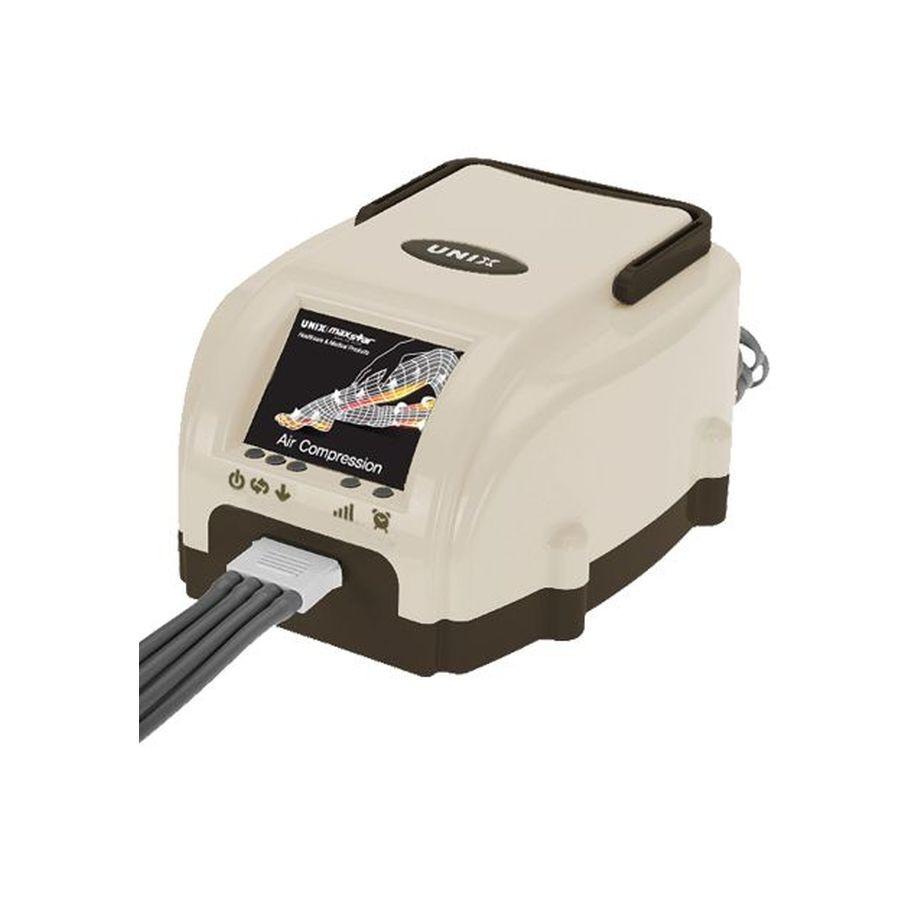 Аппарат для прессотерапии Unix Air Smart (размер XL)Unix Air Smart &amp;ndash; это новый лимфодренажный аппарат в линейке устройств Unix Air. Он предназначен для проведения прессотерапии прямо у Вас дома. С помощью этого аппарата Вы легко избавитесь от отеков ног, усталости, целлюлита и варикоза. Улучшится самочувствие, появится легкость.<br>