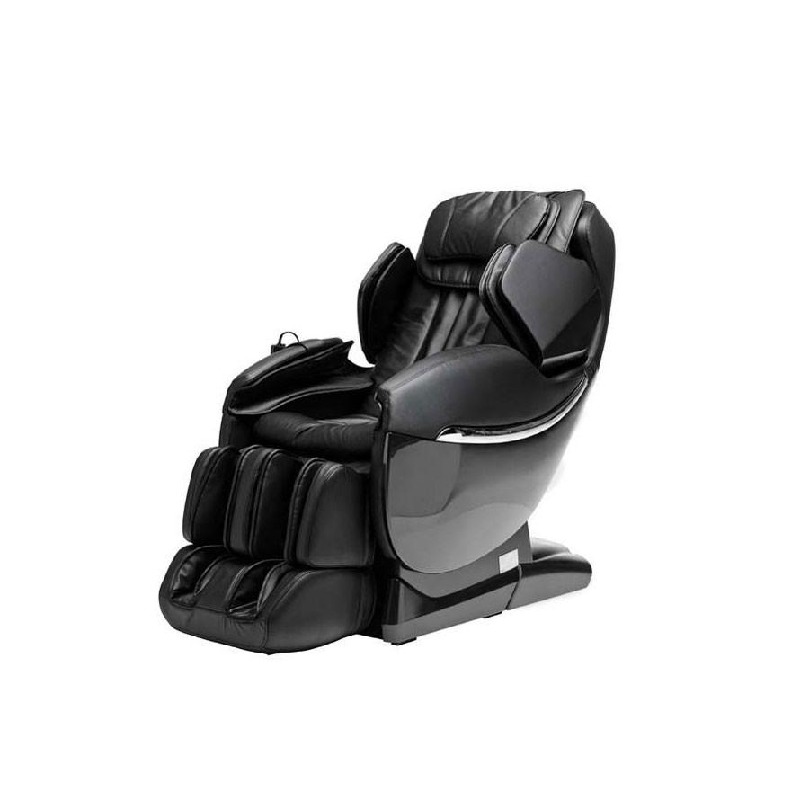 Массажное кресло Casada AlphaSonic черныйМассажное кресло Casada AlphaSonic построено на базе современных разработок с увеличенной длиной движения массажной каретки &amp;laquo;L-Track&amp;raquo;, имитирующей ручной массаж, которая охватывает все тело от ягодиц до затылка.<br>