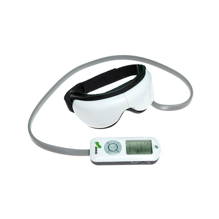 Массажер для глаз AMMA Eye MassagerМассажер для глаз AMMA Eye Massager сочетает в себе 3 типа массажного воздействия воздушной, вибрационный и тепловое воздействие. В зависимости от необходимости можно регулировать длительность сеанса от 5 до 15 минут. Такой массажер отлично подойдет для водителей, а также тем, кто много времени проводит за компьютером, это незаменимый помощник для офисного работника.<br>