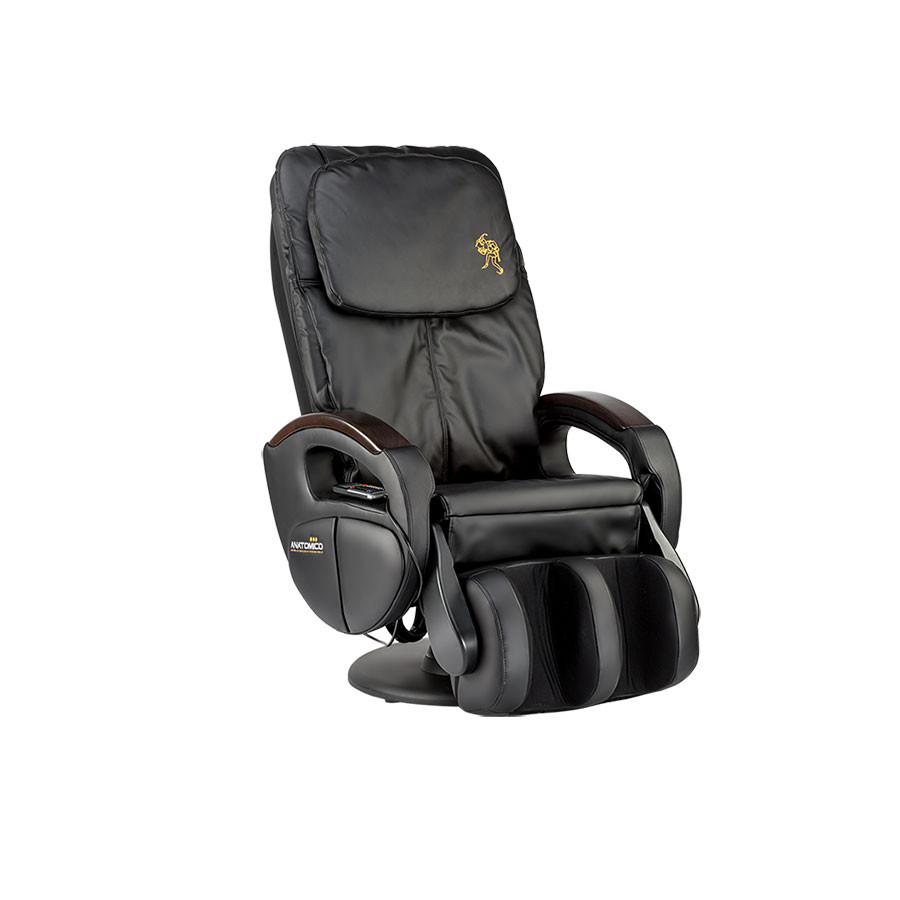 Массажное кресло для дома Anatomico Leonardo черный