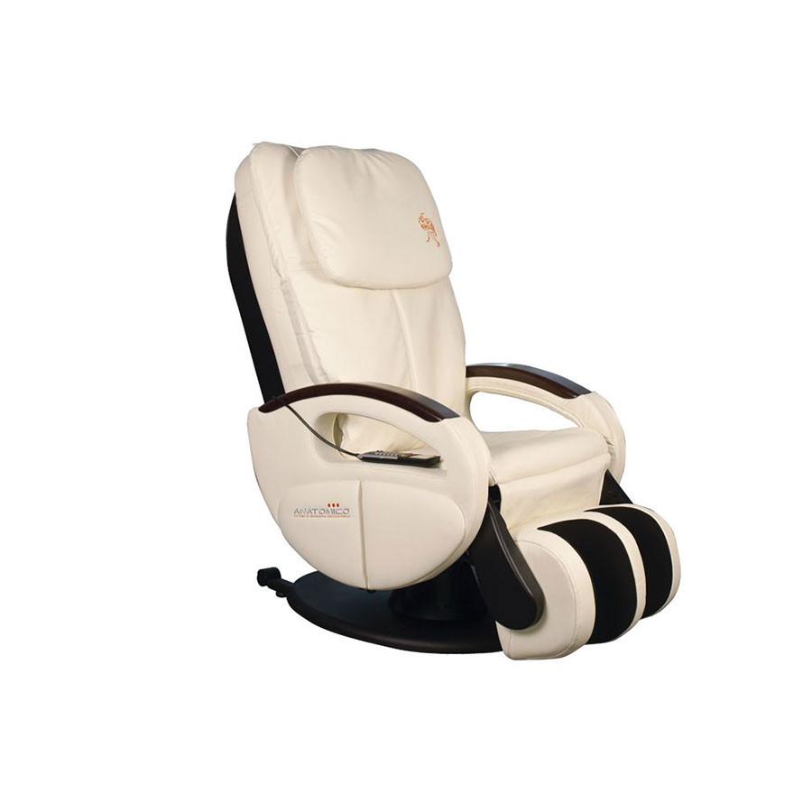 Массажное кресло для дома Anatomico Leonardo бежевый от Relax-market
