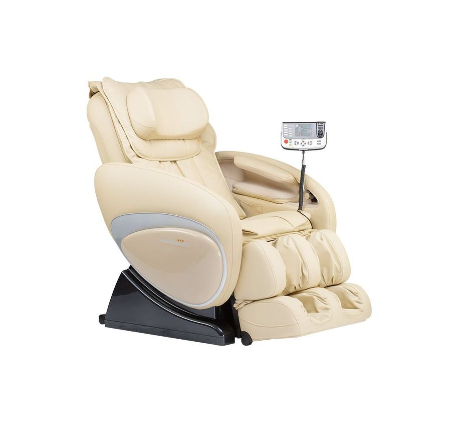 Массажное кресло Anatomico Perfetto бежевыйСовременное массажное кресло Anatomico Perfetto оснащено огромным количеством разнообразных функций, способствующих более качественному и глубокому массажу. Данное кресло имеет стильный, эффектный дизайн, оно может без труда стать центральным элементом в офисе или комнате жилого помещения. Сочетание всех этих качеств позволяет ему на протяжении длительного промежутка времени занимать лидирующие позиции на рынке современных массажных кресел.<br>