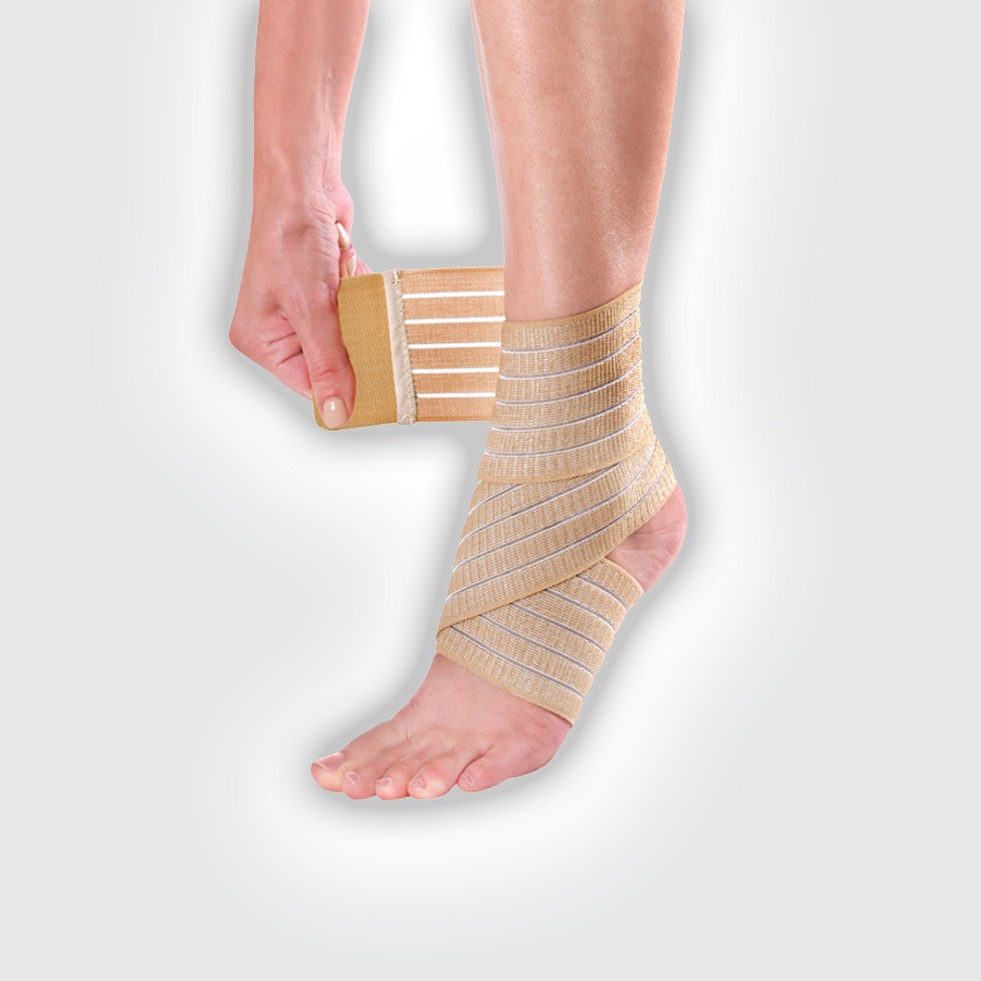 ���������� ��������� �������� (����) ��� ����������� Pharmacels Ankle Wrap (Pharmacels Power-Q)