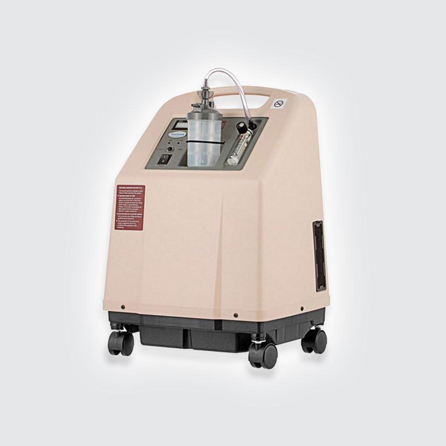 Концентратор кислорода Armed 7F-5 miniКонцентратор кислорода 7F-5L Mini это высокопроизводительный прибор исполненный в максимально возможном, компактном корпусе.<br>