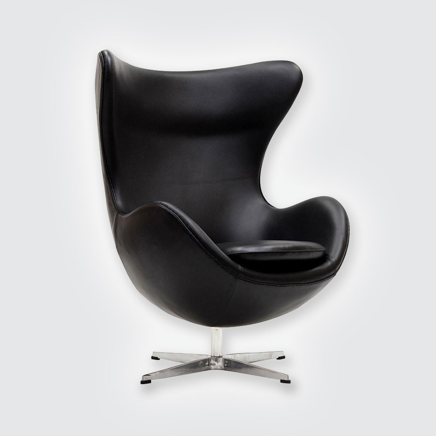 ������ Arne Jacobsen Style Egg Chair ���� (Scott Howard)