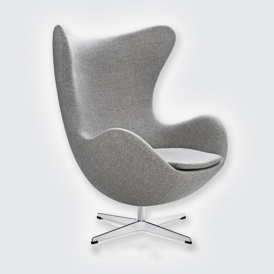 ������ Arne Jacobsen Style Egg Chair ������ ����� (Scott Howard)